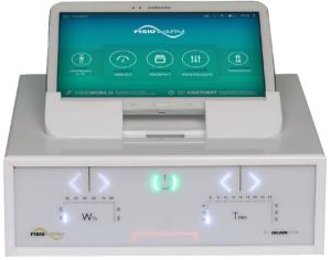 Il nostro dispositivo per la tecarterapia